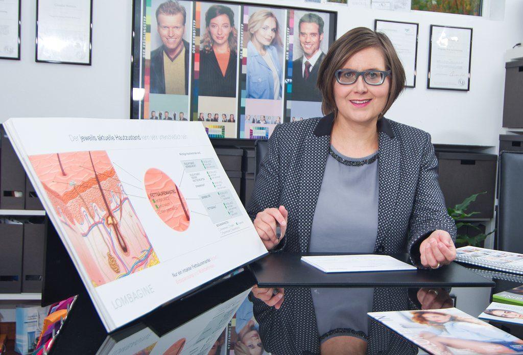 Hautfachberatung mit Claudia Hansen