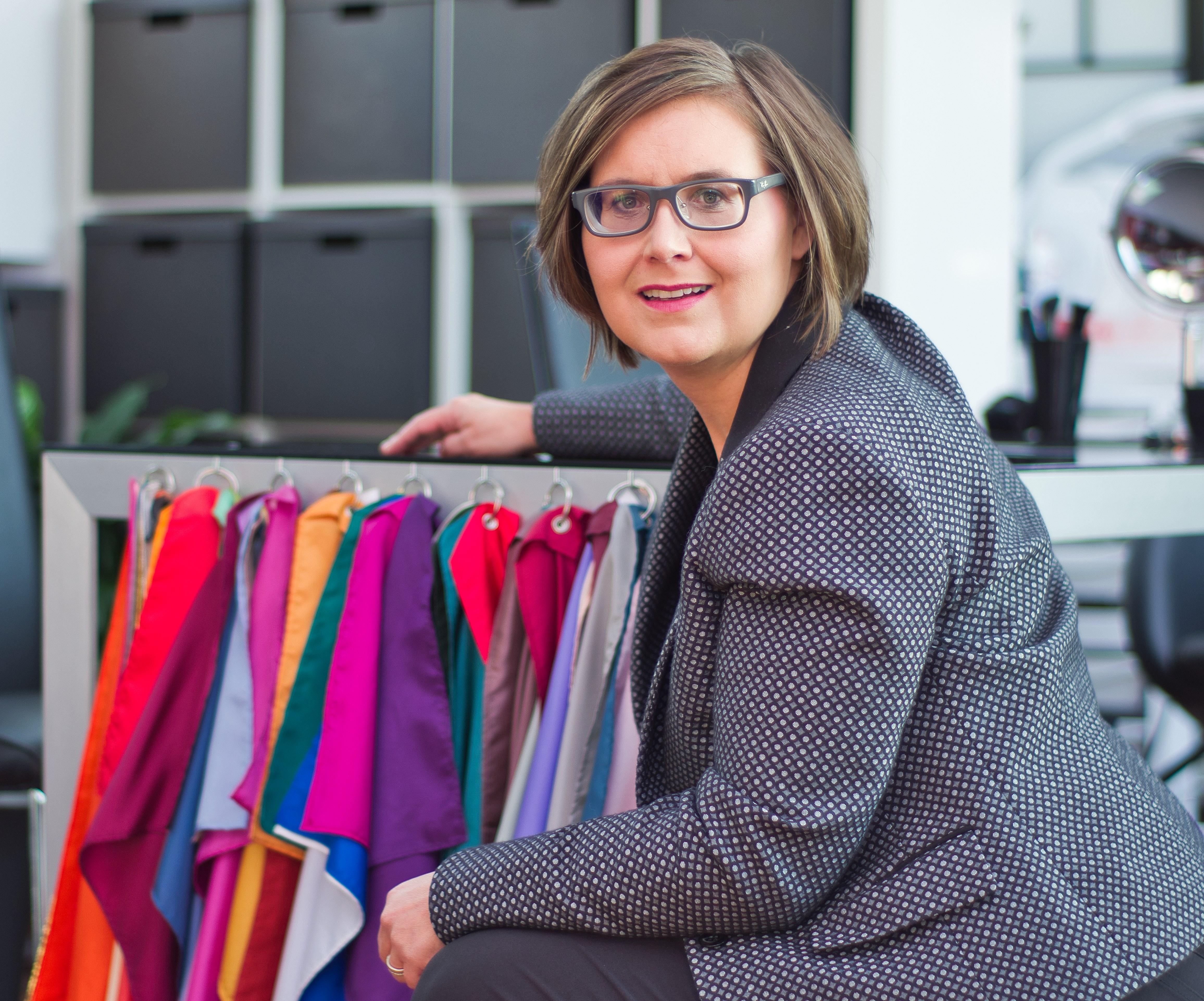 Claudia Hansen - Farb- und Stilberatung