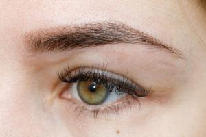 Nude-Look - Augen schminken