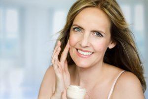 Gesichtscreme für Frauen 50+